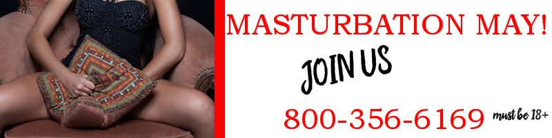 More masturbation during Masturbation May means a chance for prizes for you!