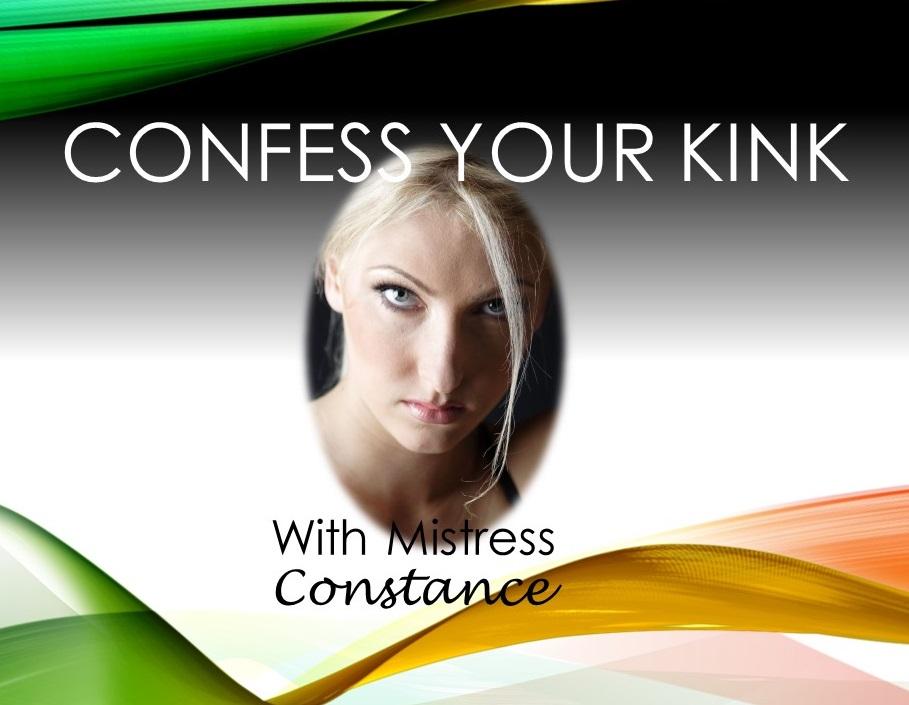kinky confession