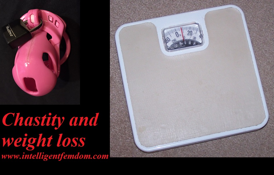 chastity and weight loss